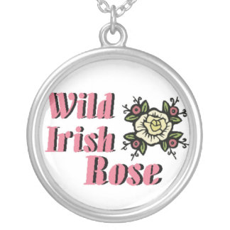 Wild Irish Rose Necklace