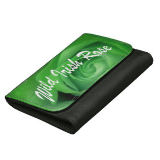 Wild Irish Rose Wallet