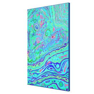 Wild Island - Creation 2 - Canvas Canvas Print