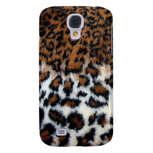 Wild Leopard Fur iPhone3 Case Galaxy S4 Cover