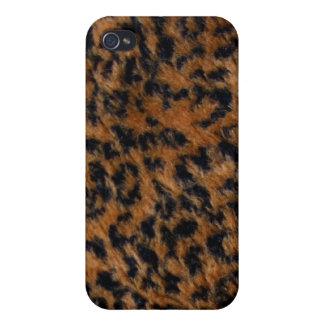 Wild Leopard Fur iPhone4 Case Cases For iPhone 4