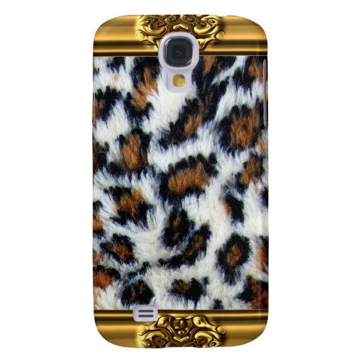 Wild Leopard Fur iPhone 3 Case