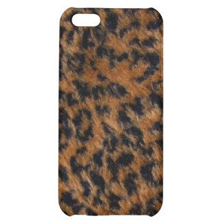 Wild Leopard Fur iPhone 5 Case