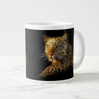 Wild Leopard Jumbo Mug