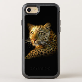 Wild Leopard OtterBox Symmetry iPhone 8/7 Case