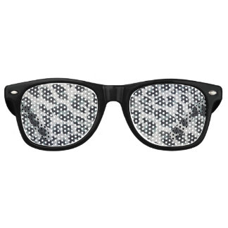 Wild Leopard Spots Jungle Party Shades