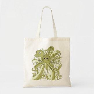 Wild Life Budget Tote Bag
