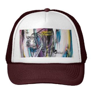 Wild Life Mesh Hats