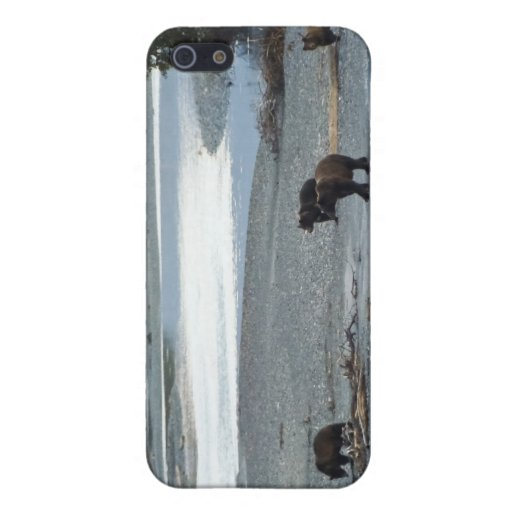 Wild Life iPhone 5 Cover