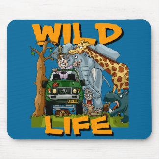 Wild Life Mouse Mat