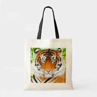Wild Life - Tiger 1 Budget Tote Bag