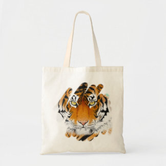 Wild Life - Tiger 1 Budget Tote Bag