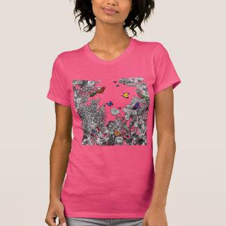 Wild life - www.zrcebea.ch apparel T-Shirt