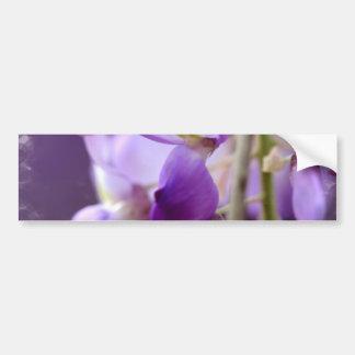 Wild Lupine Bumper Sticker