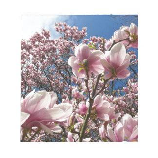 Wild magnolia 02 notepad