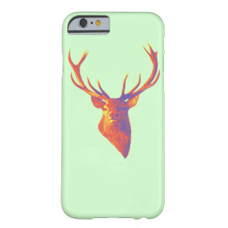 Wild Moose of the north Barely There iPhone 6 Case