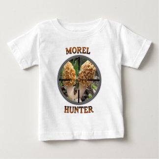 Wild Morel Mushrooms Baby T-Shirt