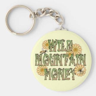 WILD MOUNTAIN HONEY KeyChain