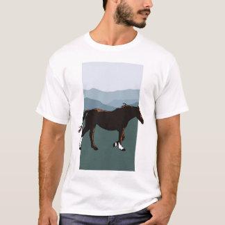 Wild Mountain Mare T-Shirt