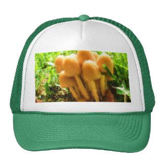 Wild Mushroom Trucker Hat