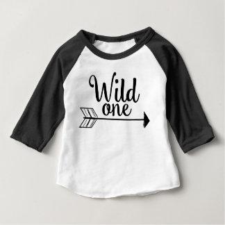 Wild one arrow 1st birthday shirt