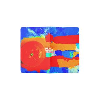 Wild Orange Pocket Journal