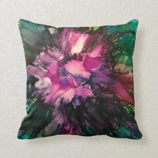 Wild Orchid Cushion