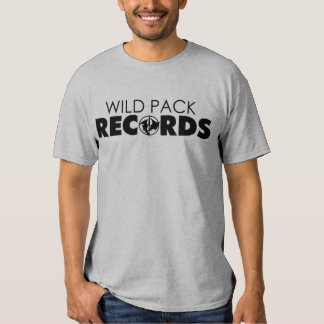 Wild Pack Records T-Shirt