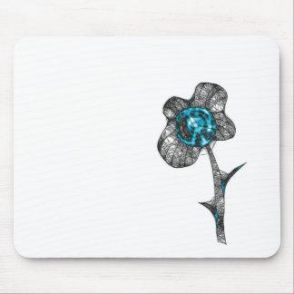 Wild Peace Flower Mousepads
