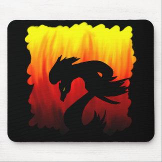 Wild Phoenix Mousepad