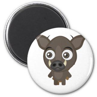 Wild Pig - My Conservation Park Magnet