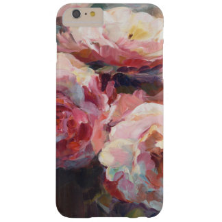 Wild Pink Roses Barely There iPhone 6 Plus Case