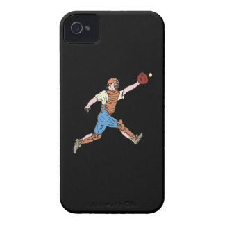 Wild Pitch iPhone 4 Cover