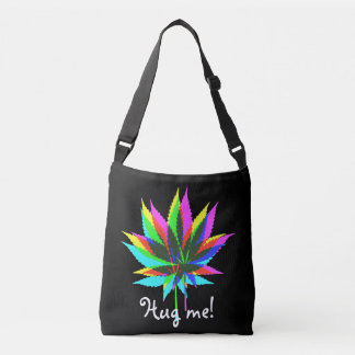 Wild Plant Leafs - neon colored + your ideas Tote Bag