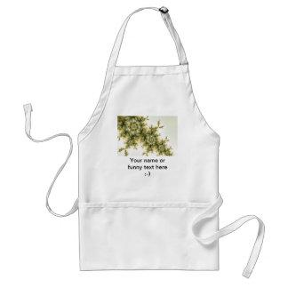 Wild Plant - Mandelbrot Fractal Art Standard Apron