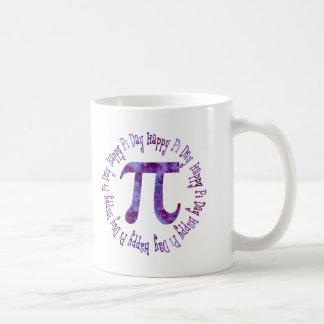 Wild Purple Pi Day Gifts and Tees Coffee Mug