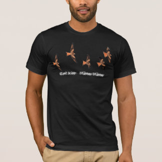 Wild Red Kite Raptor Shirt