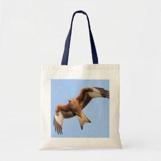 Wild Red Kites Budget Tote Bag
