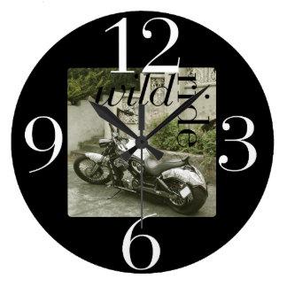Wild Ride Clock