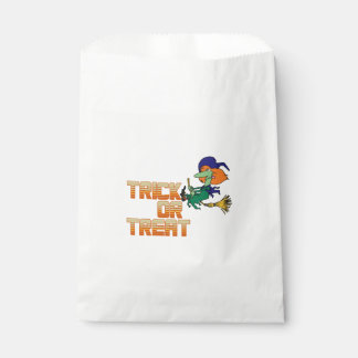 Wild Ride Halloween Favor Bags Favour Bags