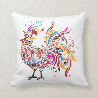 Wild Rooster Cushion