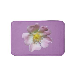 Wild Rose Bath Mat