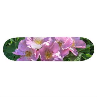 Wild Rose Cluster 19.7 Cm Skateboard Deck