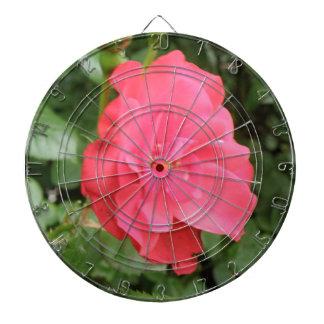 Wild Rose Dart Board