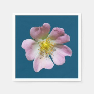 Wild Rose Paper Napkins