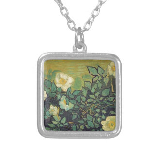 Wild Roses 1890 Vincent van Gogh Necklace