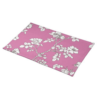 Wild Roses Any Color Placemat