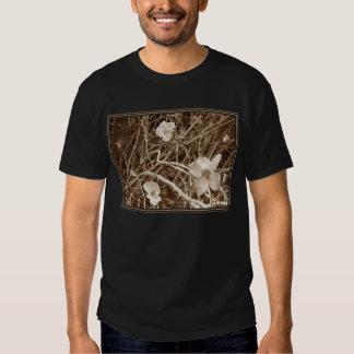 Wild Roses (Dark Apparel) Tee Shirt