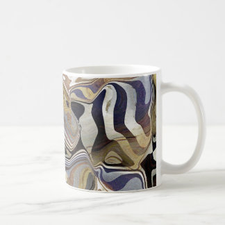 Wild Safari Basic White Mug