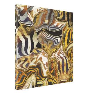 Wild Safari Gallery Wrap Canvas